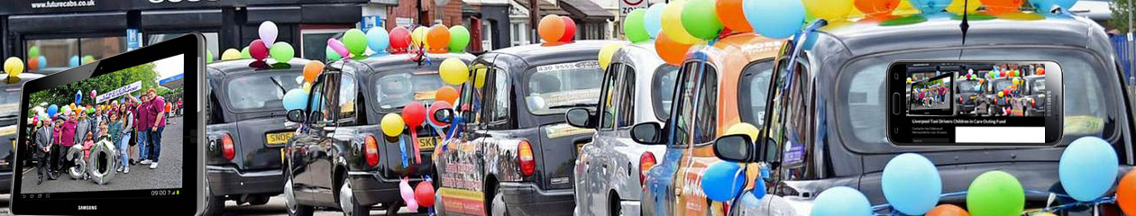Liverpool Taxi Drivers Children in Care Outing Fund